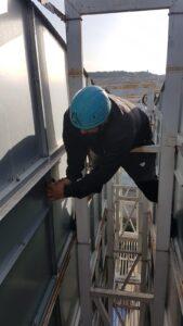 mantenimiento y rotulación