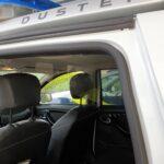 Mamparas protección vehículos